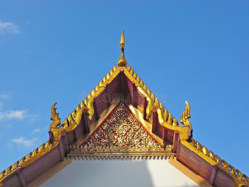 Świątynia świt: element zdjęcie royalty free