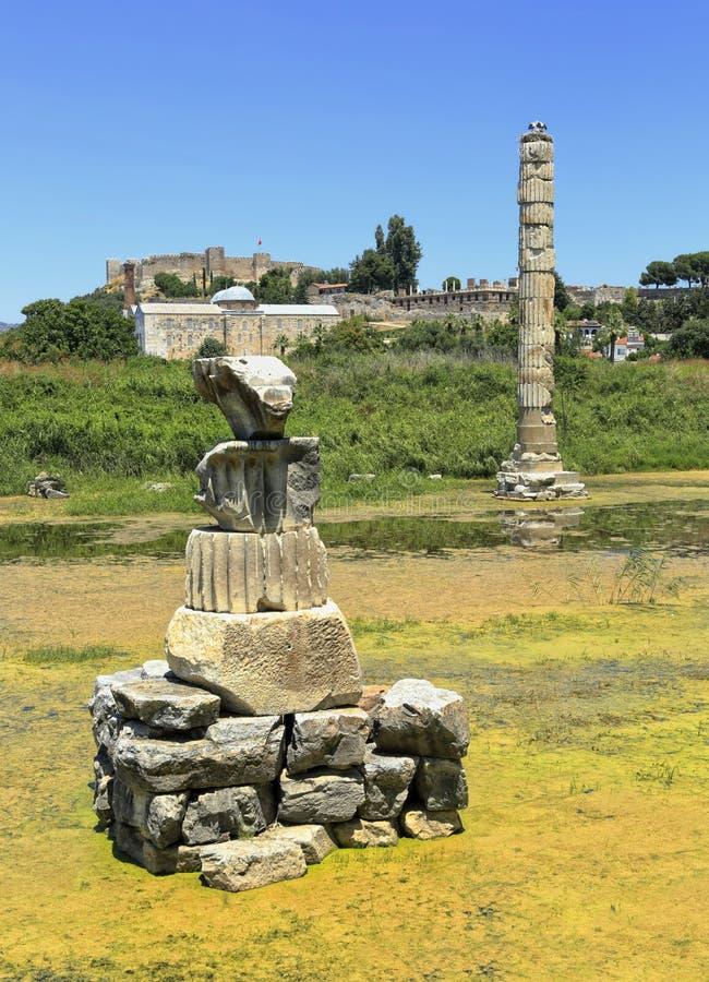 Świątynia artemis obrazy stock