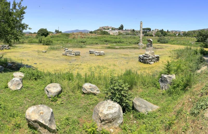 Świątynia artemis obraz stock