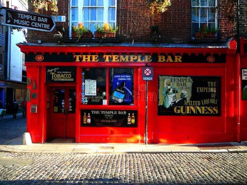 Świątynia bar zdjęcia royalty free