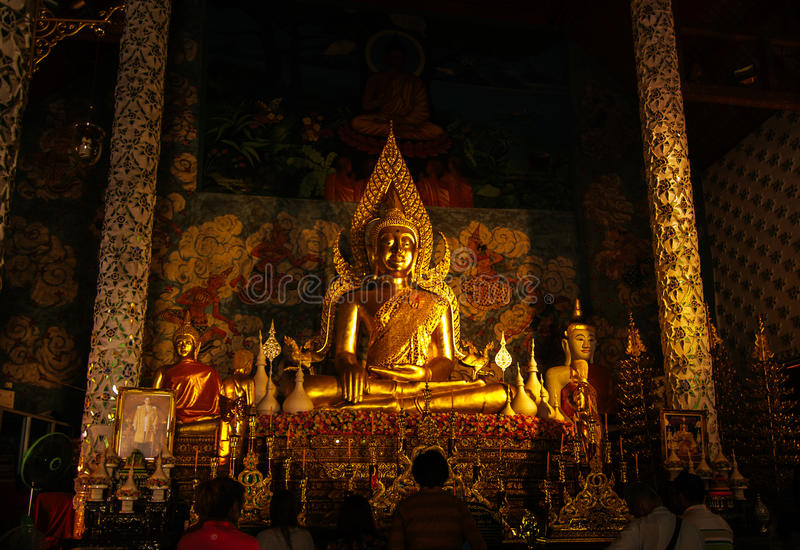 świątynia dłoni obrazy stock