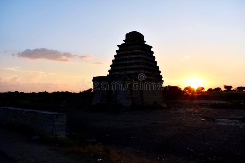 Świątynia Indii obraz royalty free