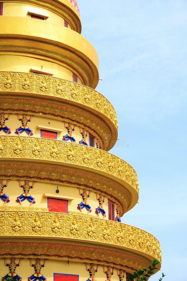 świątynia Thailand zdjęcie royalty free