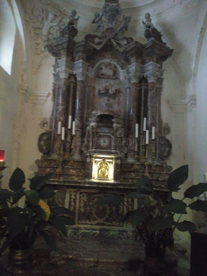 Świątynia w Cecilia obraz stock