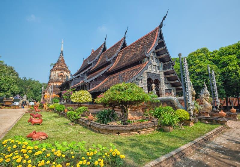 Świątynia w Tajlandia zdjęcia stock