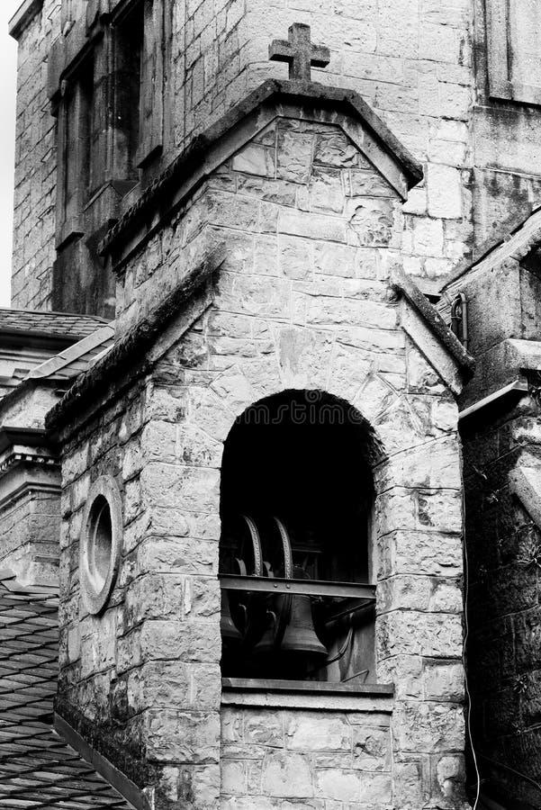 Świątynia zwycięstwo - San Pellegrino Terme kopuła zdjęcie stock
