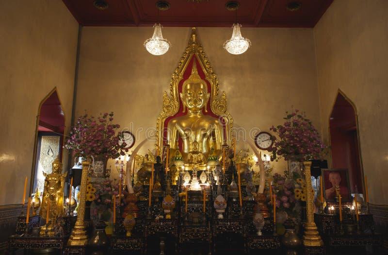 świątynny Bangkok traimit Thailand obrazy royalty free