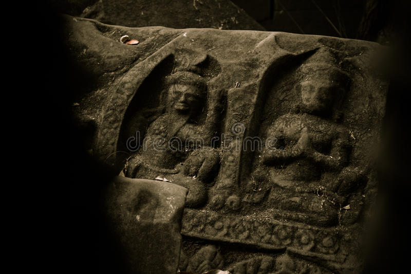 Świątynny Beng Mealea, Angkor Wat, Kambodża obrazy stock