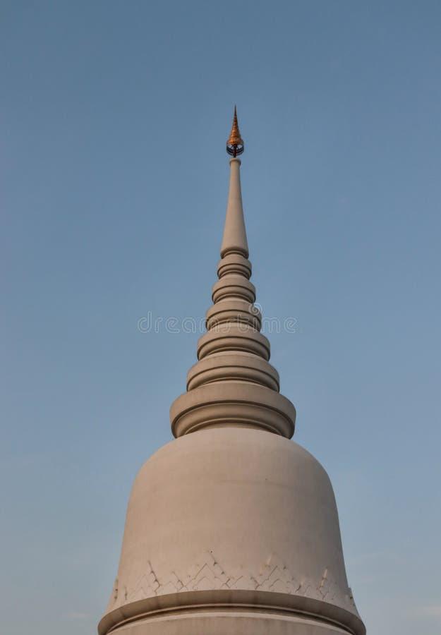 Świątynny centrum miasta przy Bangkok obrazy royalty free