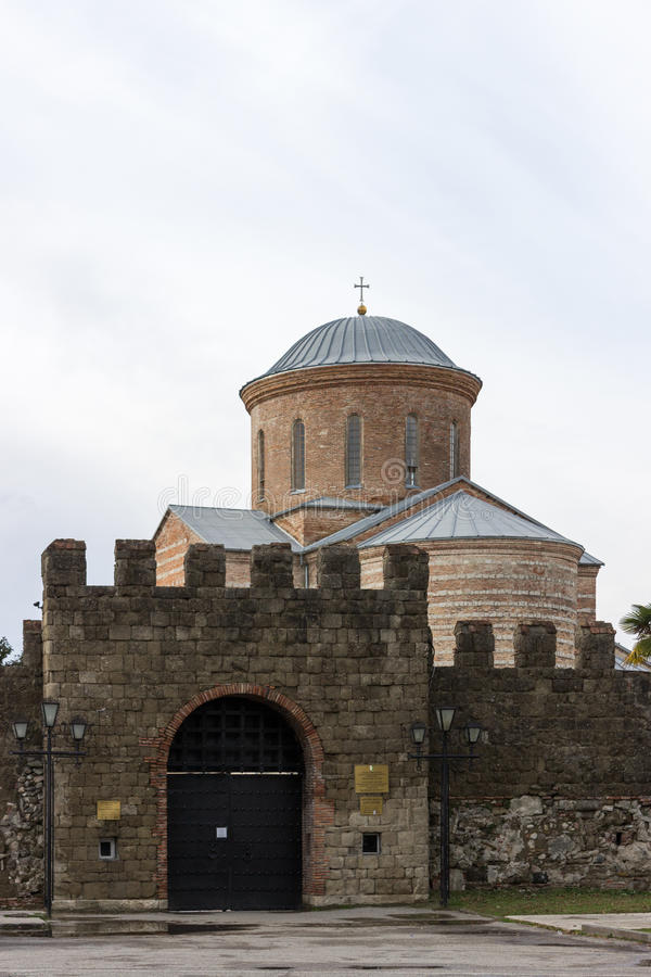 Świątynny forteca zdjęcia royalty free