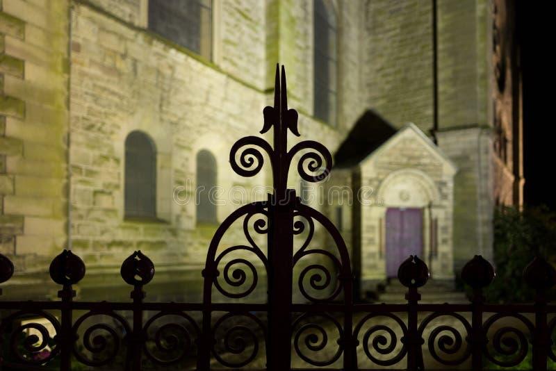 Świątynny Neuf w Metz zdjęcia royalty free