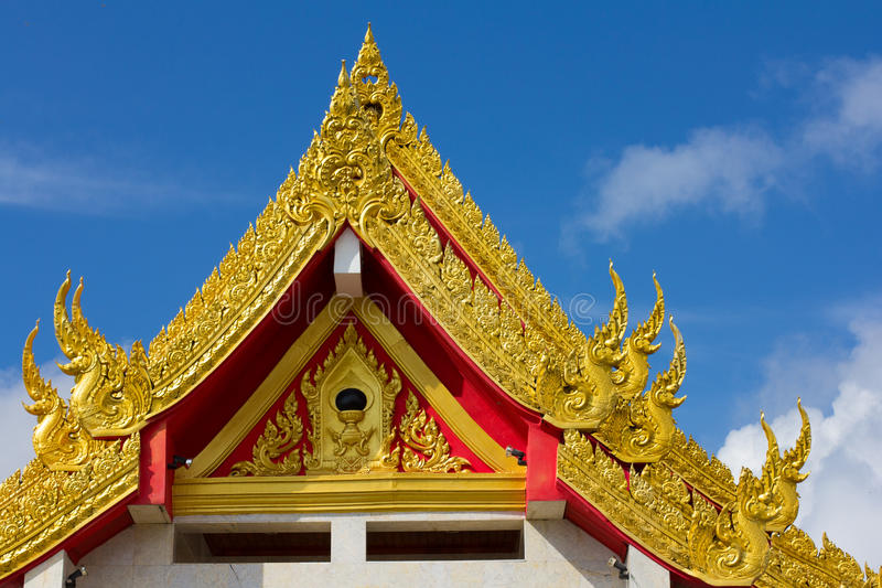 świątynny Thailand zdjęcia stock