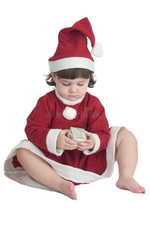 Święta 3 prezent zdjęcia stock