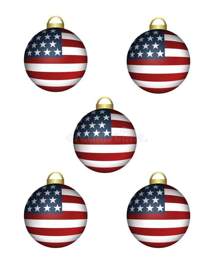 Święta americana ilustracja wektor