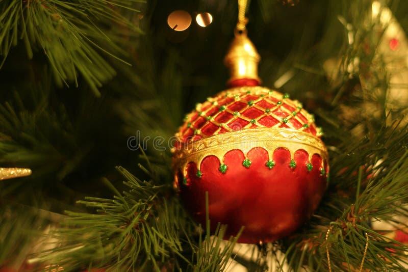 Święta bauble obrazy stock