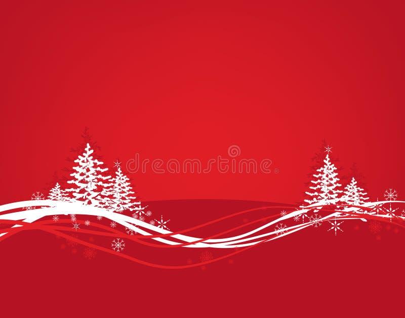 Święta czerwone tło