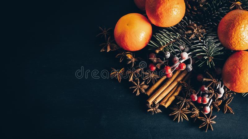 Święta dekorują odznaczenie domowych świeżych pomysłów knedle tła jedzenie mięsa bardzo wiele zdjęcie stock