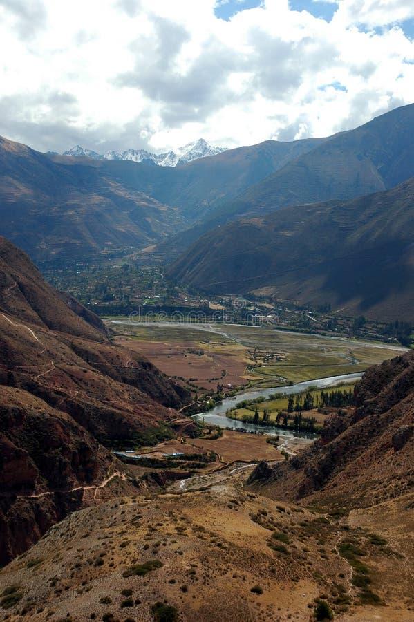 święta dolina zdjęcia stock