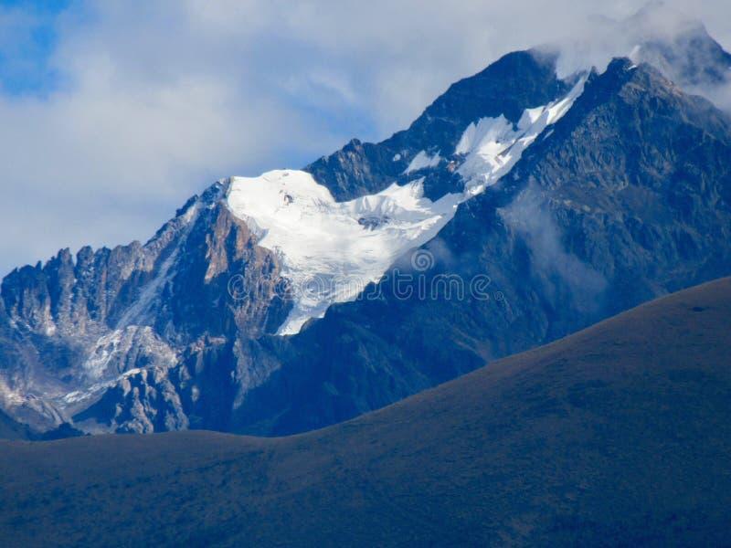 Święta dolina 5he Incas obraz stock