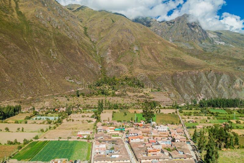 Święta dolina Incas fotografia royalty free