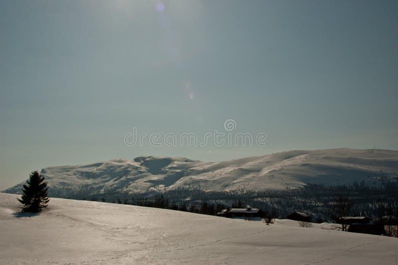Święta góra zdjęcia royalty free
