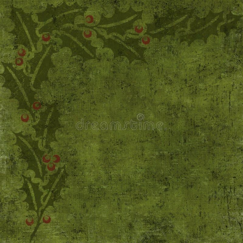 Święta grungy tło ilustracja wektor