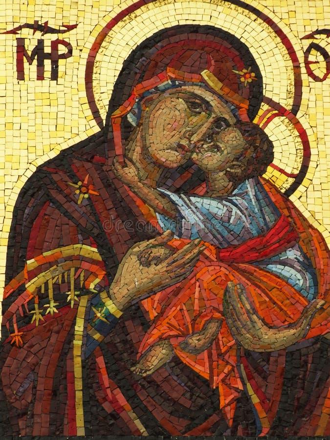 święta ikona zdjęcie royalty free