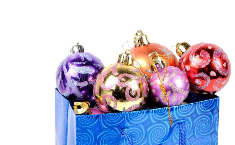 Święta na zakupy zdjęcia stock
