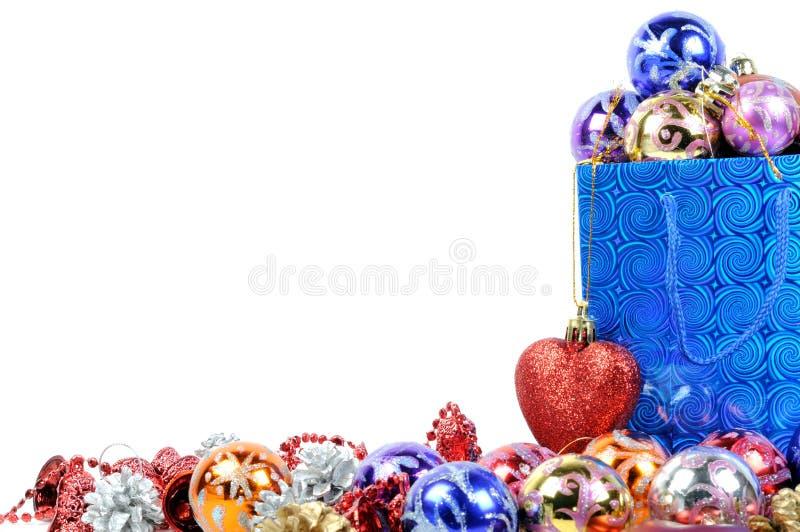 Święta na zakupy fotografia stock