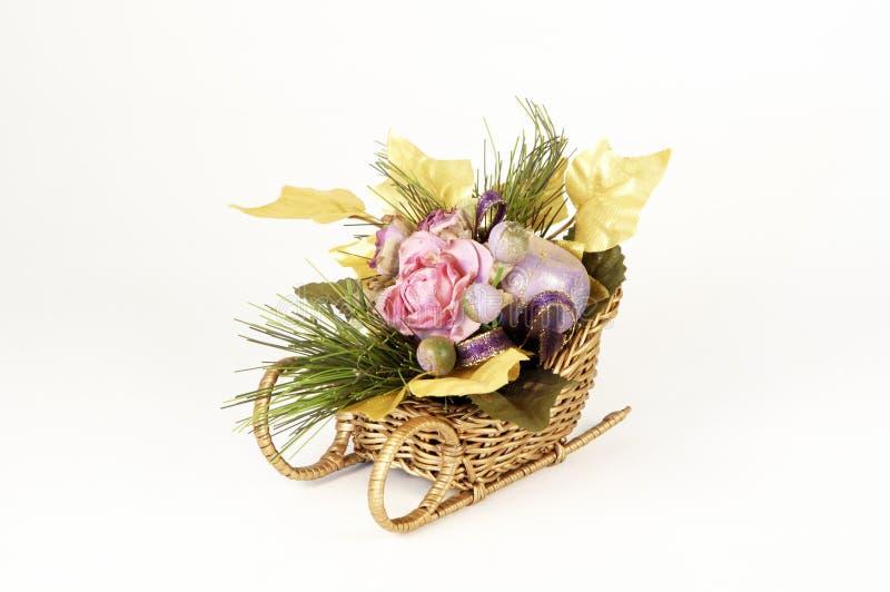 Święta preparatów kwiat obraz stock