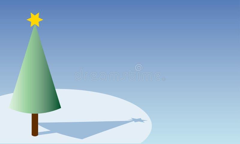 Święta retro ilustracji