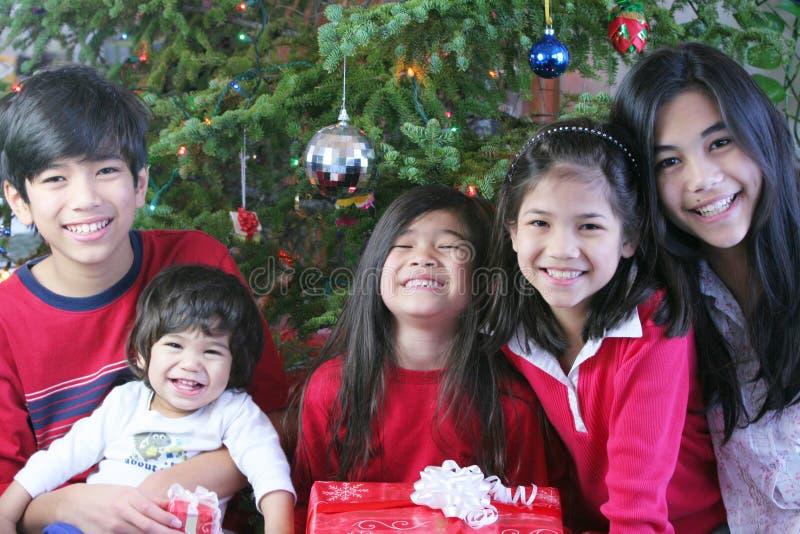 Święta siostry braci zdjęcia royalty free