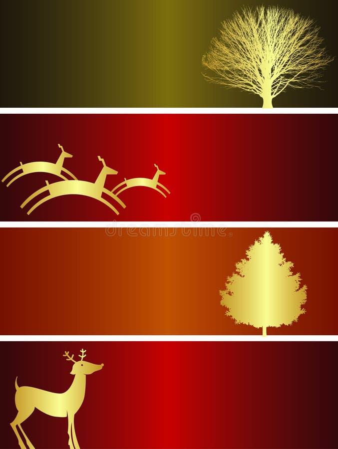 Święta sztandarów ilustracja wektor