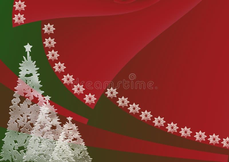 Święta tła iii royalty ilustracja
