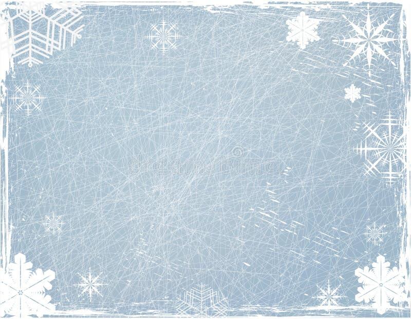 Święta tła odizolowanych płatki śniegu białe zdjęcie stock