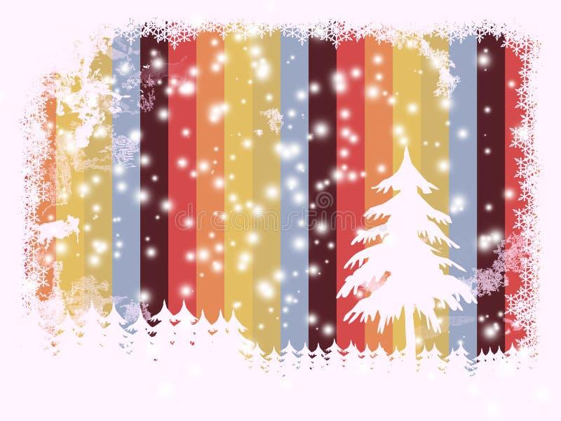 Święta więcej być obramowane royalty ilustracja
