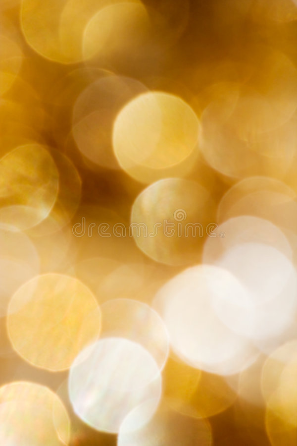 Święta złociste tło fotografia stock