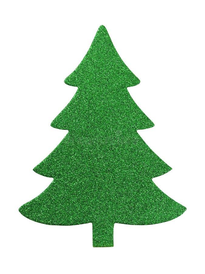 Święta zielone drzewa zdjęcie stock