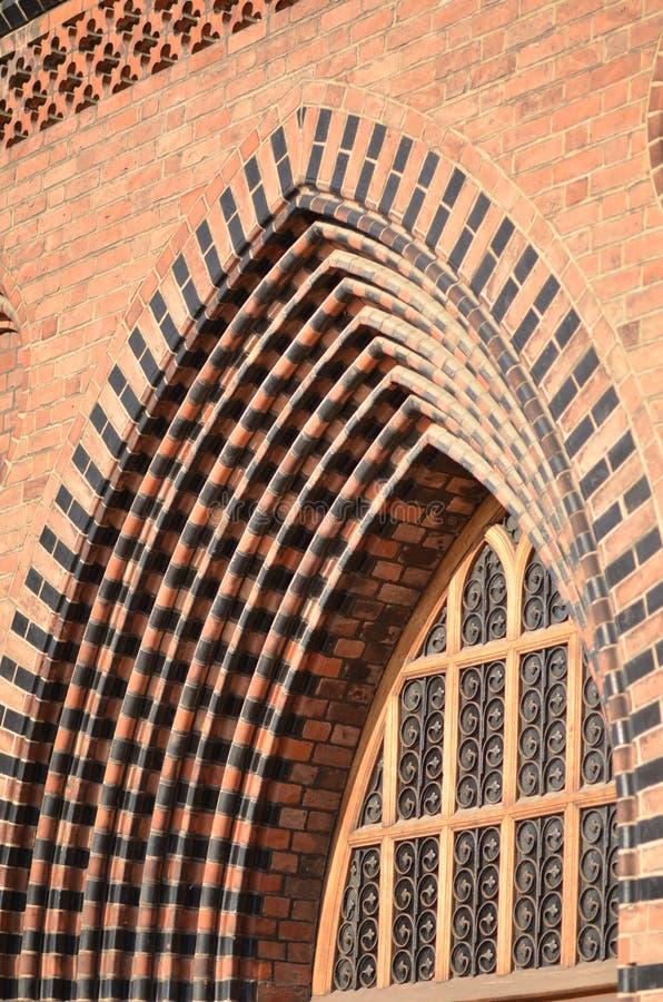 Świętego Canute katedra zdjęcie royalty free