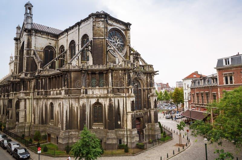 Świętego Catherine kościół zdjęcia stock