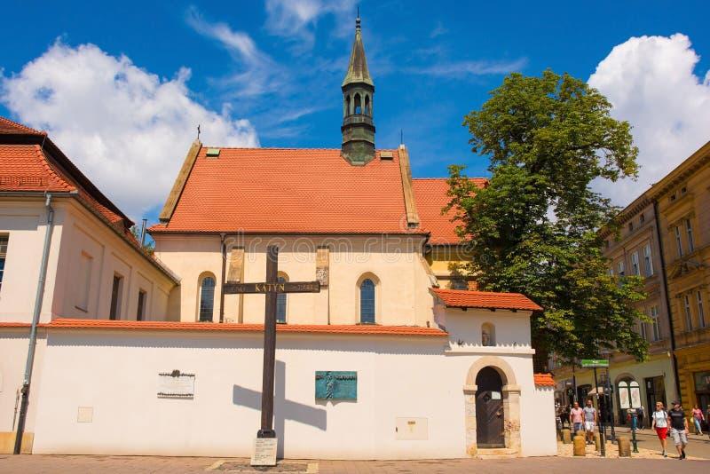Świętego Giles ` s kościół obrazy stock