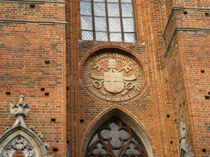 Świętego Johns katedra fotografia stock