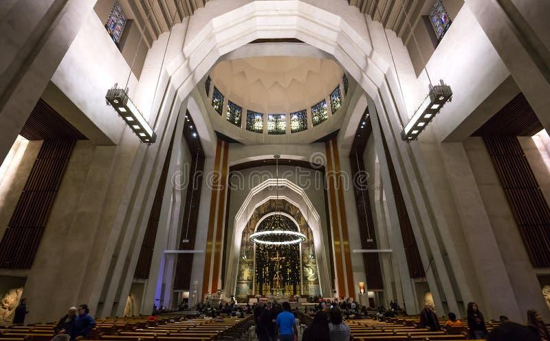 Świętego Joseph ` s krasomówstwo, Montreal, Quebec, Kanada zdjęcie royalty free