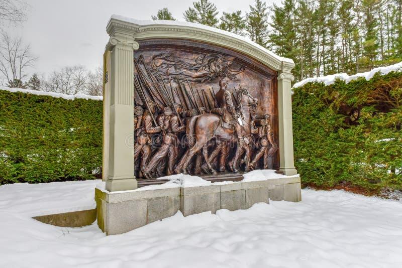 świętego Krajowy Historyczny miejsce zdjęcie royalty free