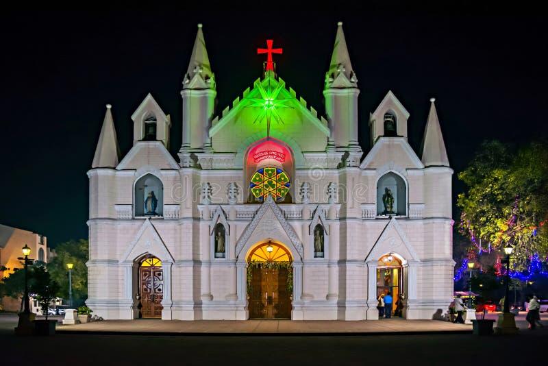 Świętego Patrick's katedra, Pune, maharashtra, India zdjęcie stock