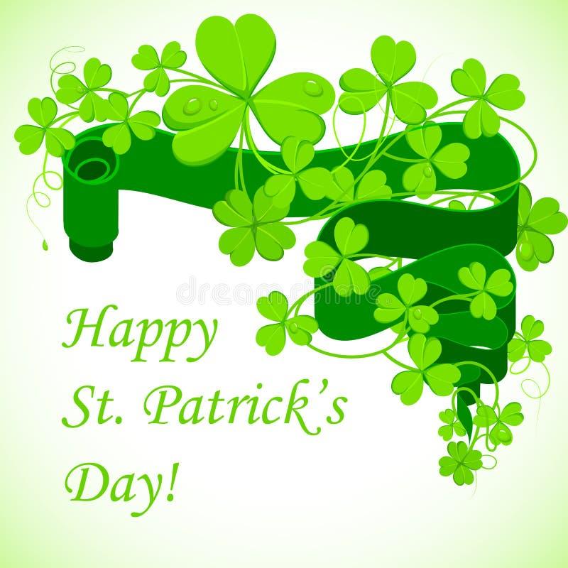 Świętego Patrick dzień ilustracji