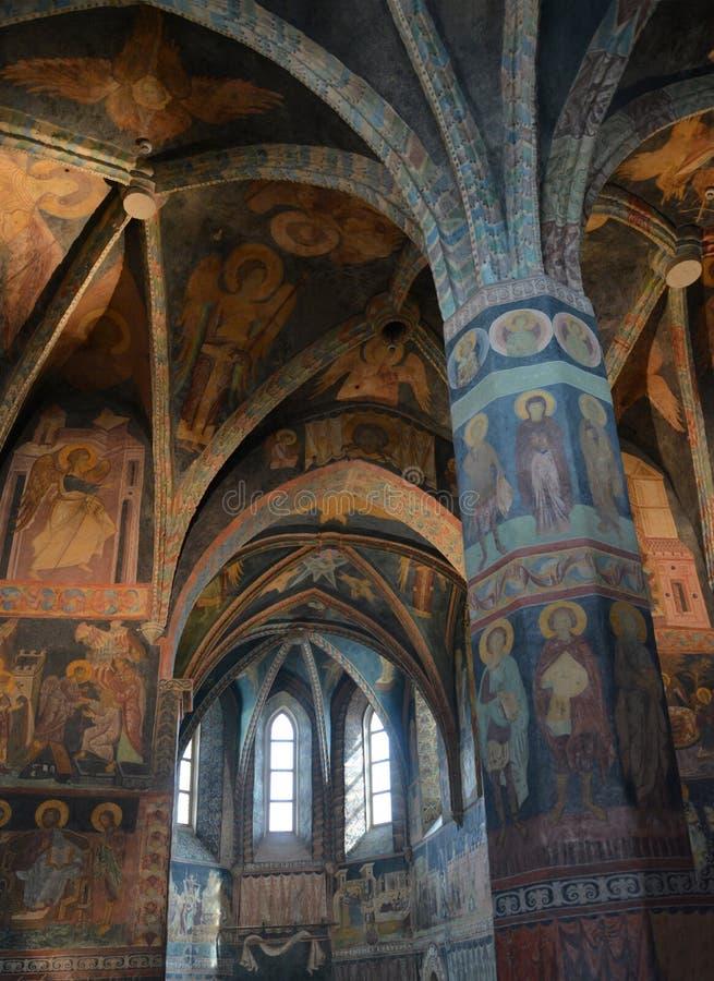Świętej trójcy kaplica w Lublin kasztelu zdjęcia royalty free