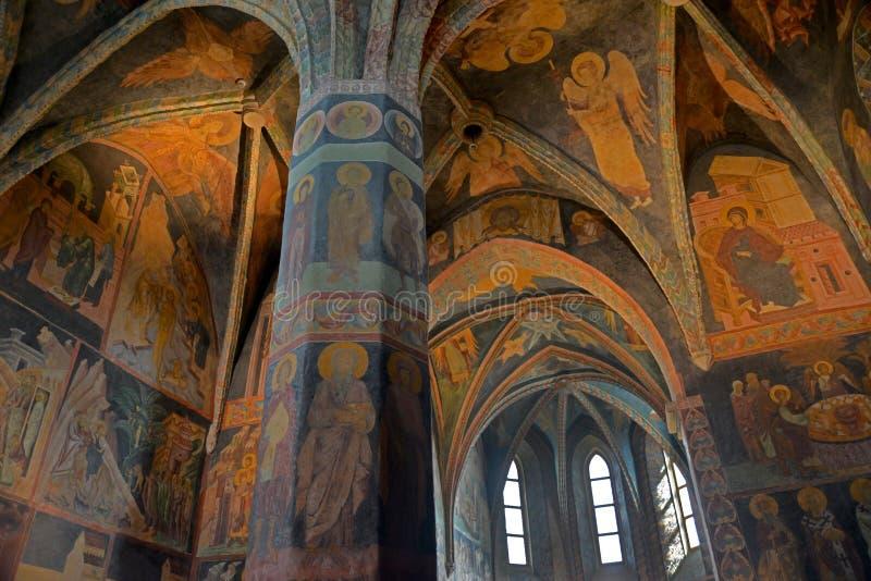Świętej trójcy kaplicy _Lublin zdjęcie royalty free