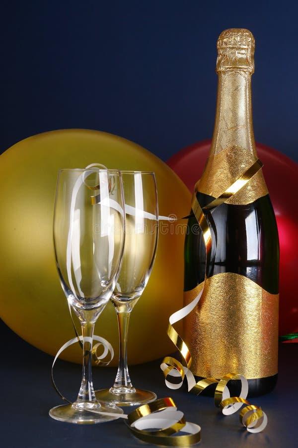 świętowania dzień nowy s rok zdjęcia royalty free