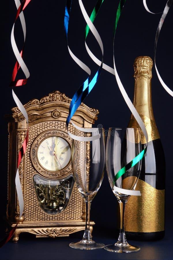 świętowania dzień nowy s rok zdjęcia stock
